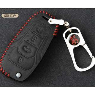 Nissan Sylphy Type G Car Key Leather Pouch