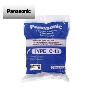 Panasonic Vacuum Bag dust Type C-13