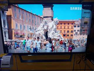 Sony LED TV 40INCS bisa kredit