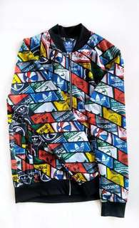 Adidas Originals - In All Over Print, Track Jacket