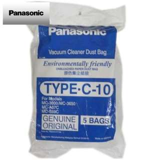 Panasonic Vacuum Bag Type C-10