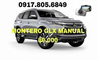 Montero GLX manual