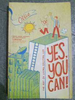 Yes you can! The art of living exciting life