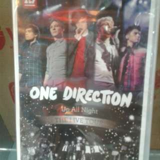 One direction live up all night