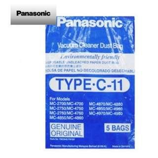 Panasonic Vacuum Bag dust Type C-11