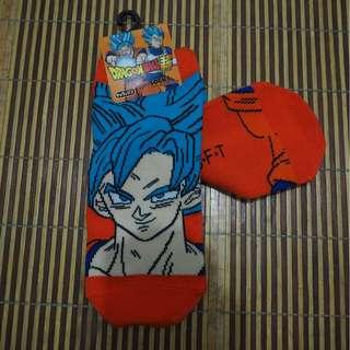 Dragon Ball Super - Son Goku Super Saiyan God socks