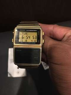 Casio Vintage Watch DBC611G1DF Original
