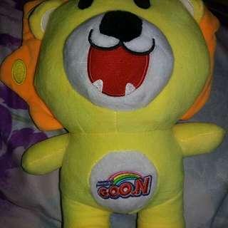 Leo doll