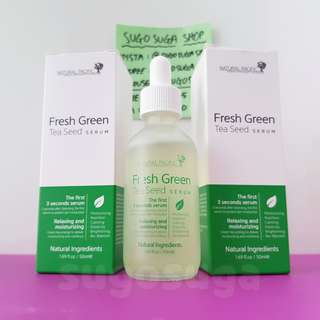 NATURAL PACIFIC Fresh Green Tea Seed Serum (50ml)