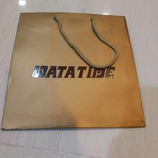 Watatime paper bag