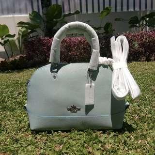 Coach sierra glitter authentic bag / tas coach
