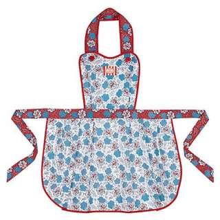 Brand New HOPE & GREENWOOD 'An Awfully Nice Apron' 100% Cotton Gypsy Print!