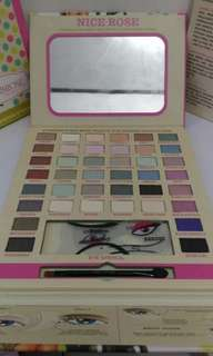 Eyeshadow and Brow Palette