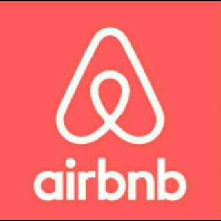 Airbnb Credit rm120 for travel homestay overseas local