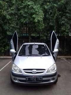 Hyundai Getz LS 2008