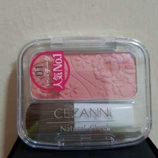 Cezanne natural cheek blusher