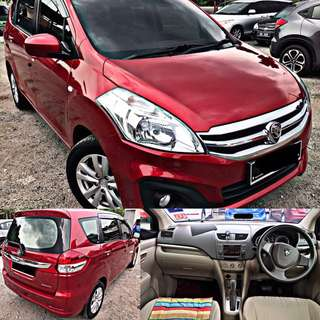 SAMBUNG BAYAR / CONTINUE LOAN   PROTON ERTIGA 1.4L VVT AUTO