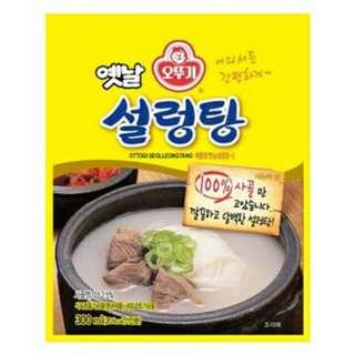 不倒翁(OTTOGI)牛肉鮮濃湯