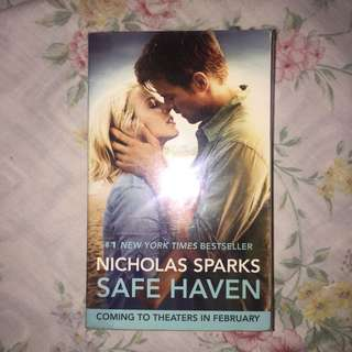 Safe haven- Nicholas Sparks