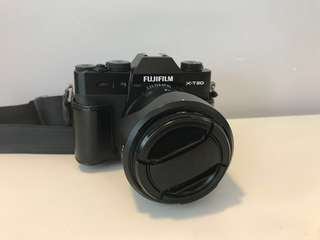 Fujifilm XT20 for rent 相機出租