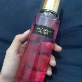 Victoria's Secret Romantic Fragrance Mist