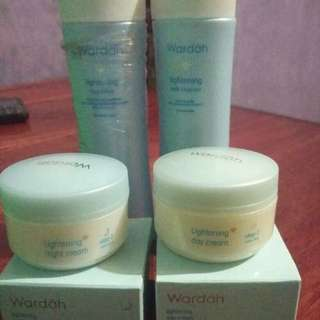 Wardah whitening series