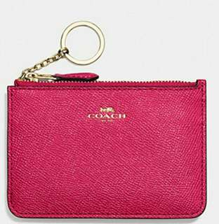 COACH Keychain Case