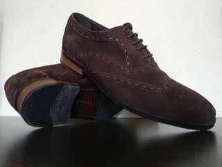 M&S collezione suede shoes