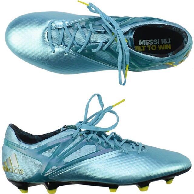 577dd66cee17 2015 Adidas Messi 15.1 Football Boots FG AG