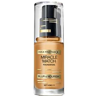 MIRACLE MATCH BLUR AND NOURISH FOUNDATION