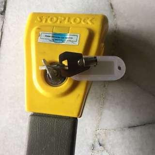 Stering Lock