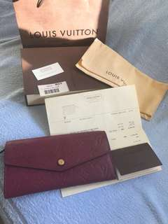 Authentic Louis Vuitton Wallet