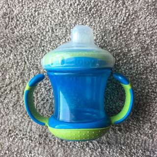 Nuby sippy cup