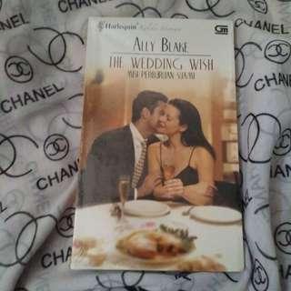 The Wedding Wish (Ally Blake)