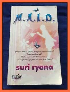 Preloved novel M.A.I.D
