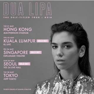 DUA LIPA-New rules