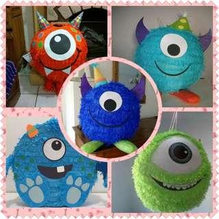 Monster Pinatas