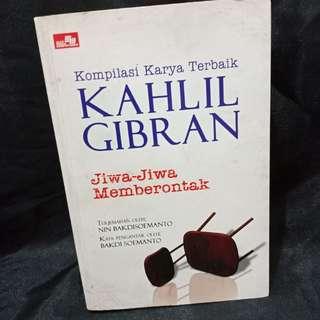 Novel Khalil Gibran