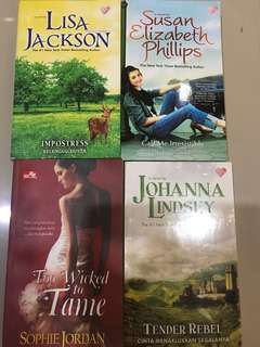 Novel bekas preloved