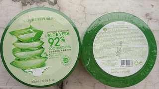 Aloe vera nature republic 92% no fake