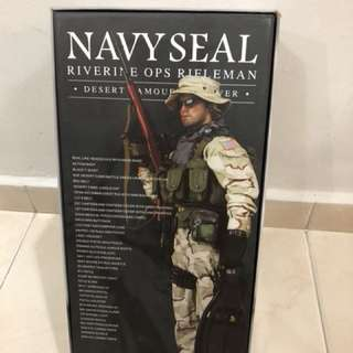Navy Seal Riverine Ops Rifleman