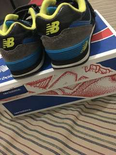Preloved New Balance Rubber Shoes