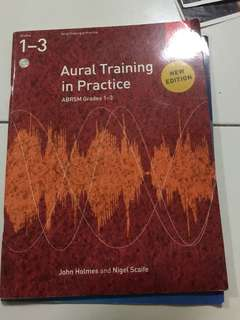 Aural training in practice ABRSM grades 1-3