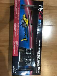 Hycell RC helicopter Advanced