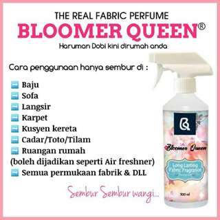 Bloomer Queen-Long Lasting Fabric Fragrance