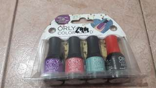 Authentic orly