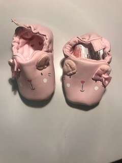 Cute Kitty Shoes from Mothercare