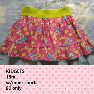 Girl's skirt 18months