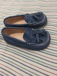 Preloved Blue Loafers for Boys
