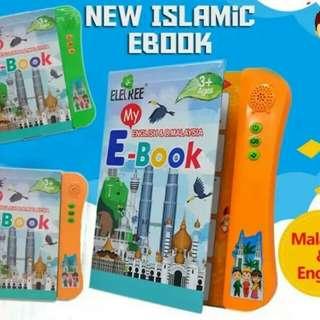 Kids Ebook Learning Bahasa Malaysia English